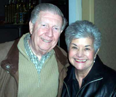 Dick Dugan and wife Jean