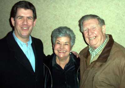 Jim Dugan, Jean Dugan and Dick Dugan