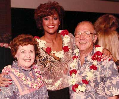 Jim and Pinky Doney with Jayne Kennedy