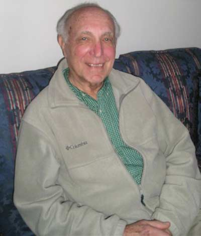 George Weidinger January 2008