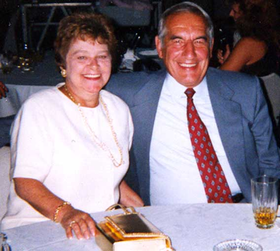 Pat and Gino Paoloni