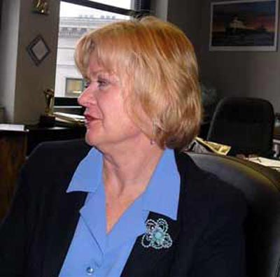 Sue Harmon of Great Lakes Publshing