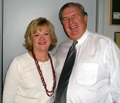 Sue and Lute Harmon