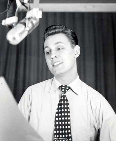 Howard Hoffman singing