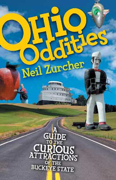 Neil Zucher Ohio Oddities book cover