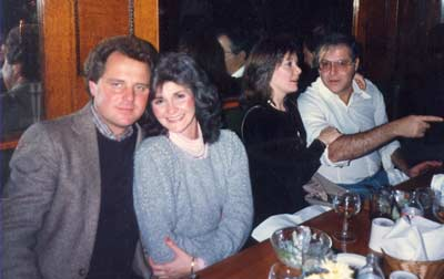 Tim and Cathy Taylor with Tana and her future husband Joe Domino